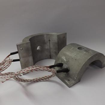 Resistência Elétrica Fundida em Aluminio